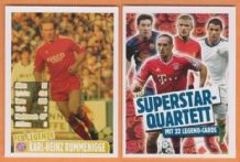 Bayern Munich Karl-Heinz Rummenigge West Germany